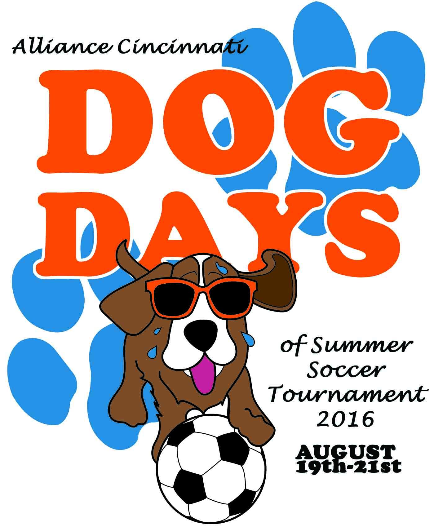 Alliance Cincinnati Dog Days Of Summer